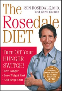 Rosedale book cover 206x3005 Insulin, Leptin and the Control of Aging