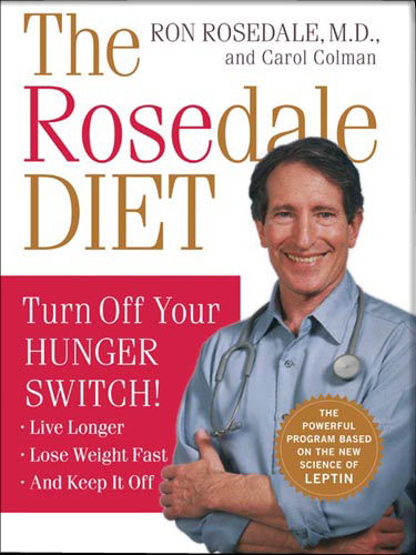 The Rosedale Diet Book Cover1 Neurodegenerative Disease, Hormones and Diet