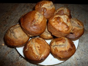 fiona muffin smaller 300x2252 Rosedale Almond Cookies/Muffins