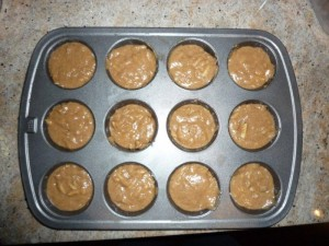 tray before cooking1 300x2259 Rosedale Almond Cookies/Muffins
