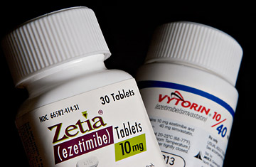 zetia vytorin 01152 Cholesterol Medication Side Effects   Radio Interview