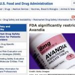 FDA-Avandia