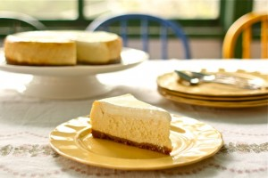lowcarb cheese cake rosedale 300x200 Low Carb New York Ricotta Cheesecake